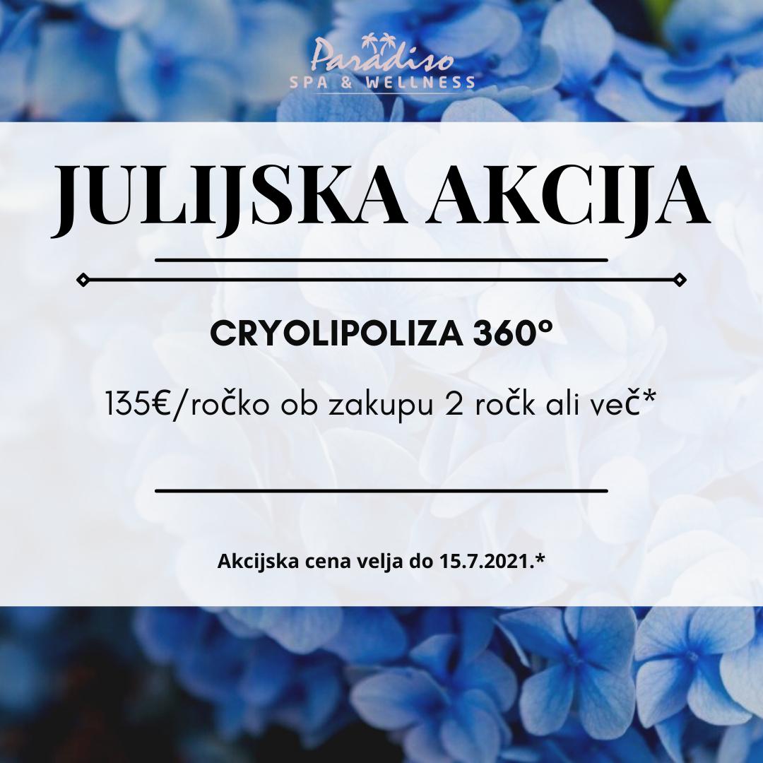 CRYOLIPOLIZA 360°